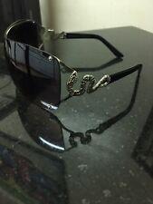Roberto Cavalli Snake Sunglasses TZ8710 Black