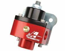 Aeromotive 13201 Fuel Pressure Regulator Black Top And Red Base