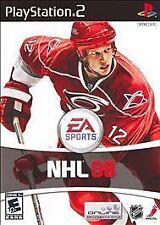 NHL 08 (Sony PlayStation 2, 2007) VERY GOOD