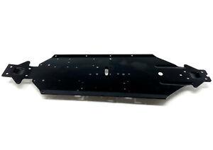 Arrma KRATON 6s V5 BLX - CHASSIS (black aluminum long wheel base LWB ARA8608V5