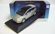 1:43 NOREV 2015 FORD S-Max minivan silver NEW COLLECTIBLE DEALER PROMO !!!