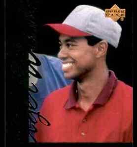 2001 Upper Deck Tiger Woods #TT9 2254