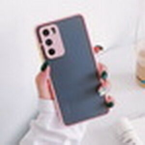 For Huawei Mate 40 30 Nova 8 P30 P40 Pro Shockproof Matte Clear Hard Case Cover