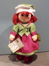 My Doll Bambola Con cappello, vestito, giacca e scarpe. Made In Italy.