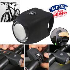 MTB Horn 120db  Waterproof Handlebar Bell Cycling Bike Bells Electric Bicycle