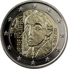"""2 euro commémorative Finlande Hélène 2012 """"NEUVE UNC"""""""