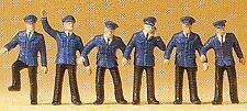 Preiser Plastic HO Gauge Model Railway Figures & People