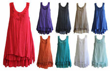 Filo Polyester Tunic Hand-wash Only Tops & Blouses for Women