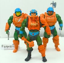 MOTUC, Man-At-Arms figure lot, Masters of the Universe Classics, Palace Guards