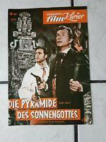 Karl May: Die Pyramide des Sonnengottes-FilmProgramm -50-60 er Jahre- ,org.-