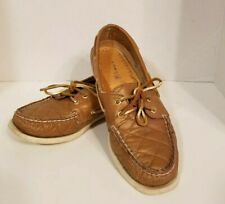 Vintage Sperry Top-Sider Leather Women's Deck Shoes 8 M