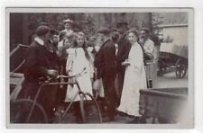 More details for picture postcard of young people in north holland, may 1907 (c38762)