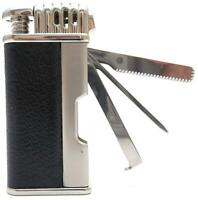 Mr. Brog Leather Tobacco Pipe Lighter and Czech Tool - All in One