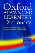 Oxford Advanced Learner's Dictionary of Current English-ExLibrary