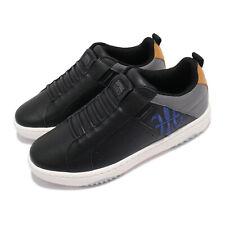 Royal Elastics Icon 2.0 Black Grey White Men Casual Lifestyle Shoes 06512-952
