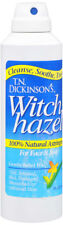 T.N. Dickinson's Witch Hazel 100 % Natural Astringent Spray 6 Oz