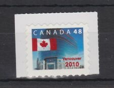 CANADA MNH STAMP SET 2003 SUCCESSFUL BID OLYMPIC GAMES 2010 VANCOUVER SG 2215