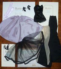 NEW 2000 Silkstone Barbie Doll Dusk to Dawn Giftset Fashion.