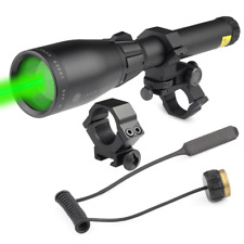 Laser Genetics ND3 x40 Long Distance Green Laser Designator with Mount New