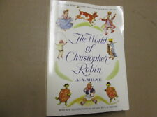 Good - THE WORLD OF CHRISTOPHER ROBIN - Milne, A. A. 1958-01-01 Dedication on fr
