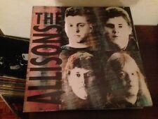 """ALLISONS - 12"""" LP USA POWER POP INDIE POP"""