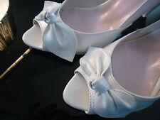 scarpe bianche sposa n°38 ottimo stato