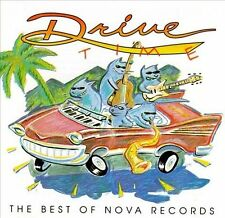 DRIVE TIME, THE BEST OF NOVA RECORDS - 13 TRACK MUSIC CD - LIKE NEW - G353