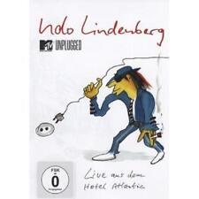 UDO LINDENBERG / MTV UNPLUGGED: LIVE AUS DEM HOTEL ATLANTIC * NEW 2DVD *