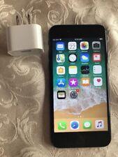 Apple iPhone 7 Black 32GB (VirginMobile) +SIM Card, USB charger! Good condition