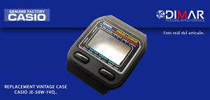 Replacement Vintage Case Centre Casio JE-50W-1VQ. NOS