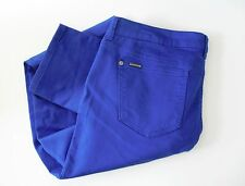 Celebrity Pink Womens Juniors Skinny Jeans Colored Wash Cobalt Sz 15S-NWT