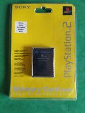 MEMORY CARD 8 MB PLAYSTATION 2 PS2 NUEVO RARE ORIGINAL NEW