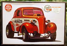 1937 Chevrolet Coupe 3´n1, 1:25, AMT 899 Wiederauflage 2015 +  neue Teile