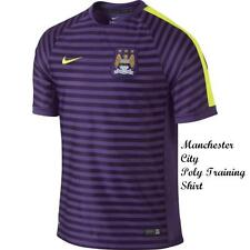 MANCHESTER CITY NIKE POLY TRAINING SHIRT TAGS/PACKET XLARGE BOYS(32/34))