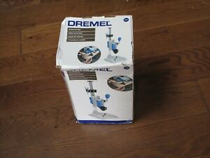 DREMEL 220 Multi Purpose Workstation,Drill Press Stand Rotary Tool Holder NEW