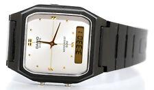 Casio AW-48HE-7AV Classic White Analog Digital Watch 50M Water Resistant New