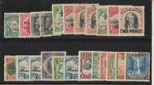 A9702: Early Niue Stamp Lot, Sound; CV $157