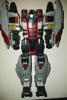 Hasbro Transformers Cybertron Supreme Class Action Figure STARSCREAM 2004