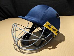 GM ICON geo SENIOR Cricket Helmet with Steel Grill SENIOR 56cm - 60cm