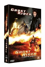 "DVD ""Ghost Rider + Ghost Rider : L'esprit de vengeance""  NEUF SOUS BLISTER"