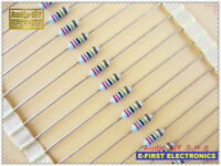 30PCS VISHAY BC MRS25 220K/0.25W 1% 50ppm axial metal film color ring resistance