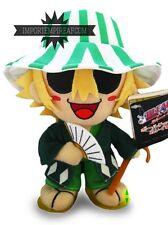 BLEACH Kisuke Urahara PELUCHE 20 CM pupazzo plush doll ichigo figure manga anime