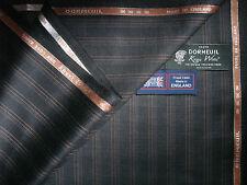Dormeuil 70% SUPER 140's & 30% kirgyz Bianco Ⓡ Lana Suiting Tessuto da Dormeuil - 3.5m