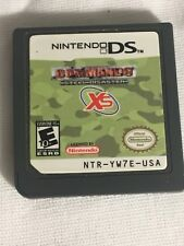 Commando: Steel Disaster (Nintendo DS, 2008)  Rare GAME /TESTED/ FREE SHIPPING