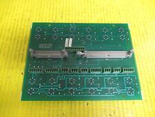 KINGSBURY CORP. PBSW CIRCUIT BOARD 300-3663 REV B PB-SW BD PDS 930706