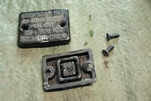 Piaggio NRG 50 Énergie ZAPC45 Maître-cylindre Revêtement Membrane Pompe de Frein