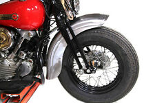 Replica 1936-1948 Harley Davidson Knucklehead EL FL Raw Spring Fork Front Fender