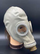 Soviet Russian Military Gas Mask Gp-5 Genuine surplus respiratory New, Nbc