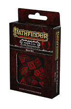 PATHFINDER-SET-DICE SET-Wrath of the Righteous-Role Playing Games-Würfel-neu-new