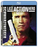 Last Action Hero (Region Free) Blu Ray